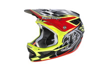 Troy Lee Designs D3 Team red